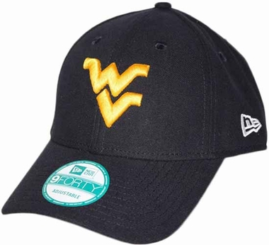 West Virginia Mountaineers 9Forty The League Adjustable Hat