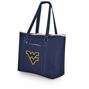 West Virginia Tahoe Beach Bag (Navy)