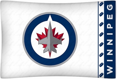 Winnipeg Jets Individual Pillowcase