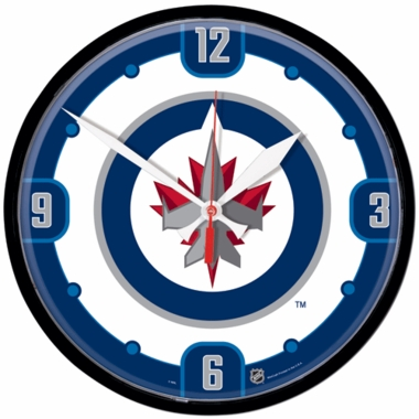 Winnipeg Jets Wall Clock