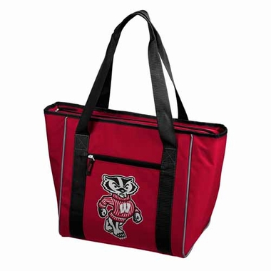 Wisconsin 30 Can Tote Cooler