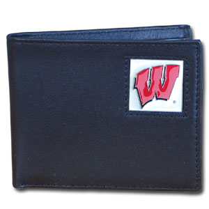 Wisconsin Leather Bifold Wallet (F)