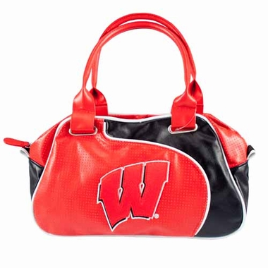 Wisconsin Perf-ect Bowler Purse