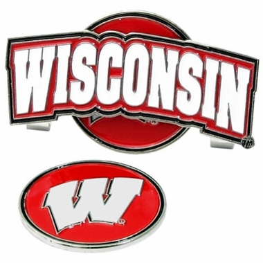 Wisconsin Slider Clip With Ball Marker