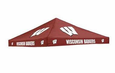Wisconsin Team Color Canopy