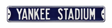 Yankee Stadium Street Sign