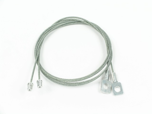 1964 1/2-1970 Ford Mustang/Cougar Top Hold Down Cables