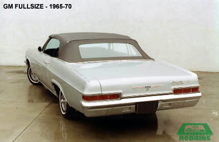 1965-1970 GM Full Size Cars