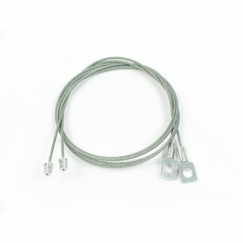 1983-1996 Ford Mustang Top Hold Down Cables