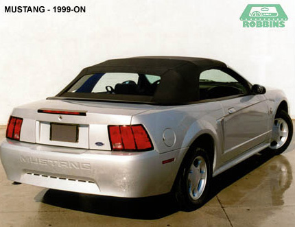 1994-1999 Ford Mustang Convertible Top