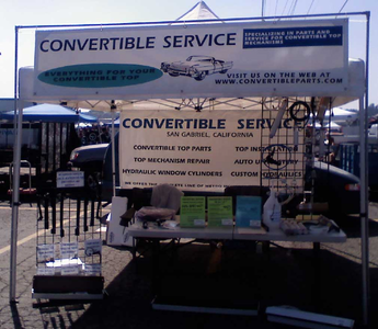 Convertible Service Shows & Events