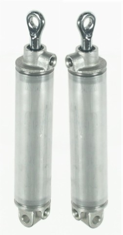 Corvette Convertible Top Lift Cylinders, 1956-1962