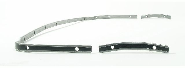 GM Camaro/Firebird Rear Trim Stick, 67-69