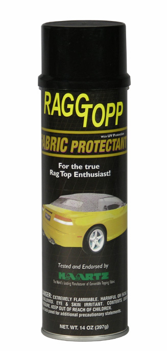 RAGGTOPP Cloth Convertible Top Protectant