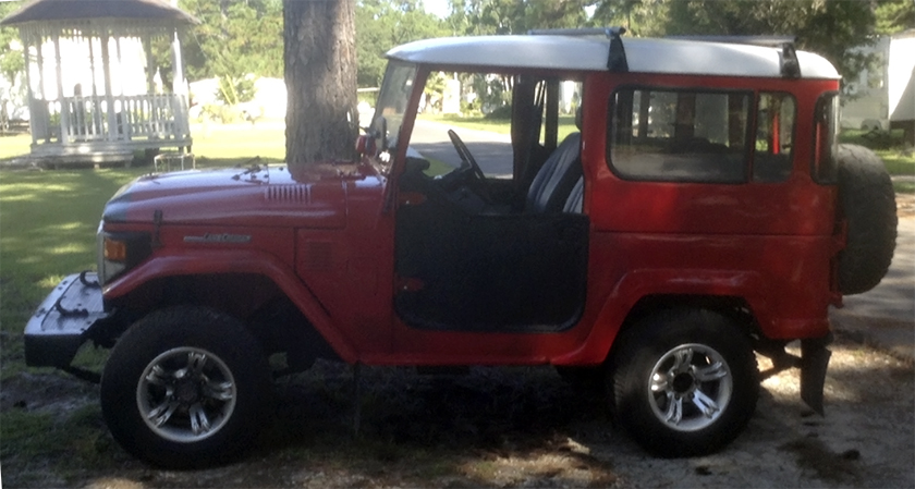 1984 BJ40 - SOLD