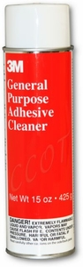 3M Weather-strip Adhesive Remover / Cleaner - 15 oz.
