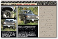 4WD Toyota Owner Magazine FJ62 Issue 2015 Page 3 of 3