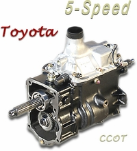 5 Speed H55F Toyota - No Shifter or Gaskets