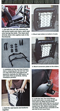 Article 4WD Toyota Owner Mag Pg #2 - Seat Conversion
