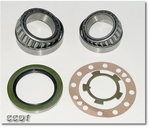 Axle -  Wheel Bearings