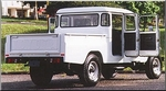 Bandeirantes 4-Door Pickup