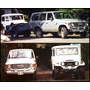 Ben & Missy Ivey's<BR>Land Cruisers