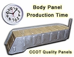 Body Panel Production Tme
