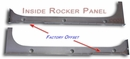 Body  Rocker Panels