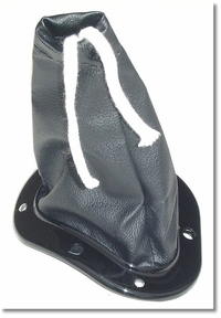 Boot, Transfer Shifter Boot w/Ring ~ 3/'69 to 9/'72 ~ TOYOTA
