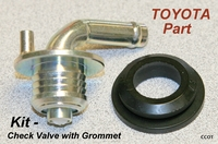 Brake Booster Check Valve Kit-  1/90-1/98 - TOYOTA