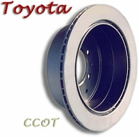 Brake Drum Disc - Fits L/C 8/92-1/98 - TOYOTA
