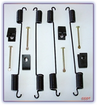 Brake Shoe Return Spring Kit