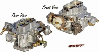 Carburetor  Weber Conversion Kit