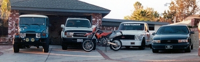 Castlemans Collection of Rides
