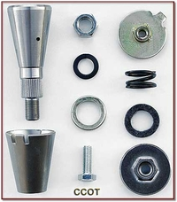 Center Arm Rebuild Kit - 6/'69 - '84 -  Aft. Mrkt.