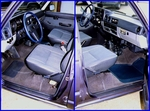 Click photo to see front interior, Large File