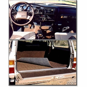 Click to Enlarge Image, Dash / Cargo w / Utility Mat