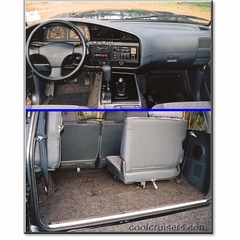 Click to View Dash and Cargo / Seats