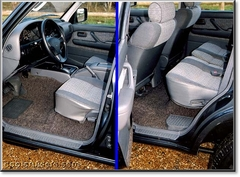Click to View Front and Rear Seats