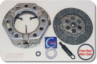 Clutch Kit - STD - 58-8/74 - 3-Spd- w/FREE Rear Main Seal