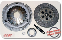 Clutch Kit - STD - 8/74-8/87 - 4-Spd- w/FREE Rear Main Seal