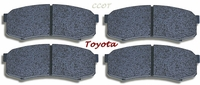 Disc Brake Pads -  Rear - FZJ80 -  8/92-1/98  - TOYOTA