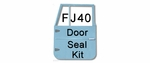 Door, Front<BR>Seal Kit