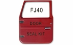 Door, Front Seal Kit