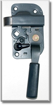 Door Handle - Driver's Paddle Handle -  '63 to '74 - Aft Mrkt