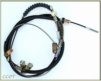 Emergency Brake Cable -  FJ60 8/80-4/85  -  TOYOTA