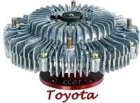 Fan Clutch - 8/80-1/90 - TOYOTA