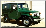 FJ-40 Mac Truck Green