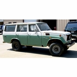 FJ-55 Body<BR><b>Sold</b>