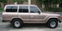 FJ60 Color - Champaign / Bronze